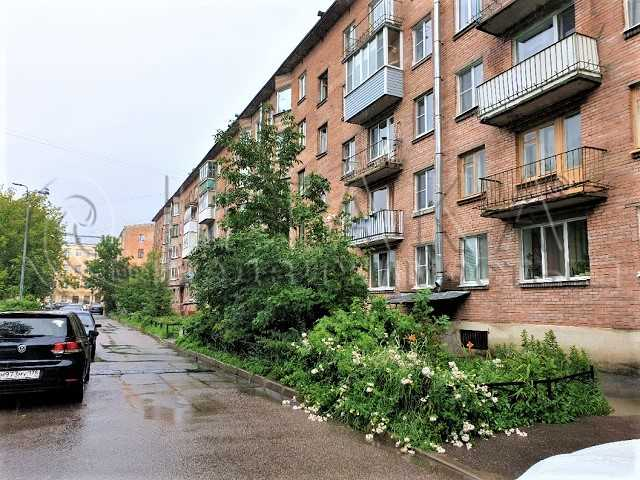 Мануильского ул., д. 41, Кронштадтский р-н