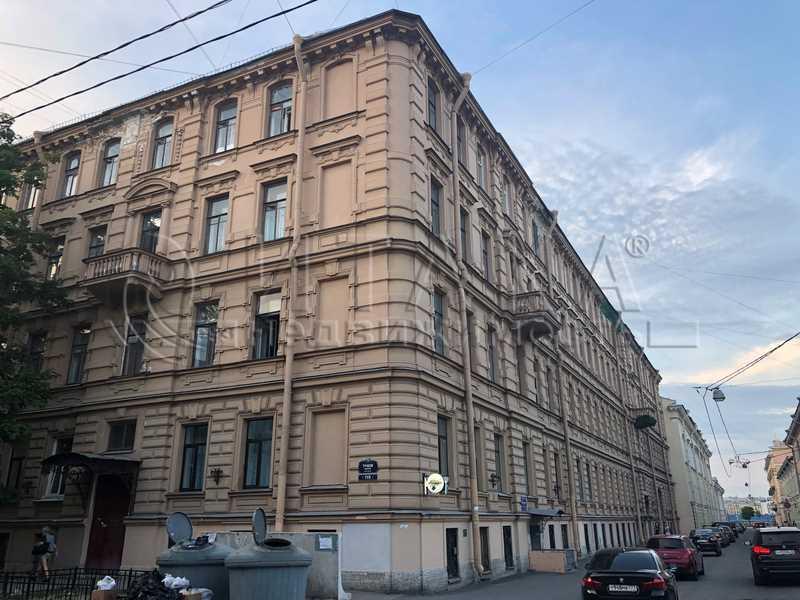Тучков пер., д. 11/5, Василеостровский р-н